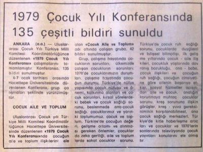 8 Ocak 1979 - Cumhuriyet