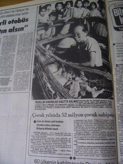 16 Ocak 1979 Salı - Hurriyet