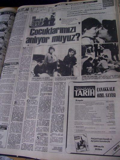 22 Mart 1979 Perşembe - Hurriyet