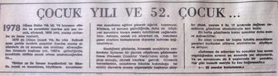 8 Nisan 1979 - Cumhuriyet