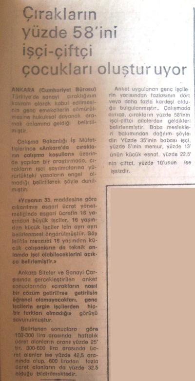 11 Nisan 1979 - Cumhuriyet