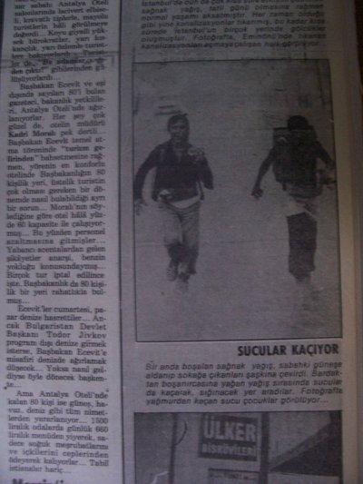 10 Temmuz 1979 Salı - Milliyet