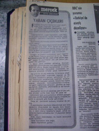 27 Temmuz 1979 Cuma - Milliyet