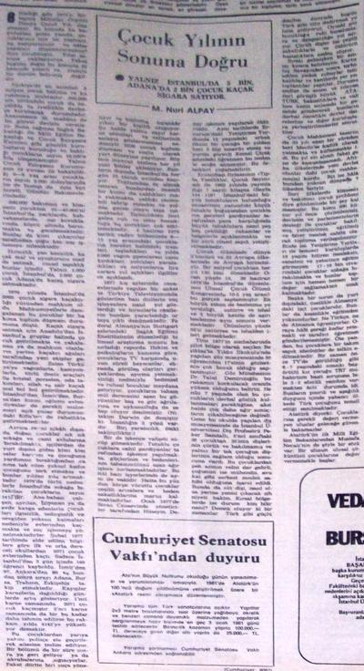 24 Ekim 1979 - Cumhuriyet