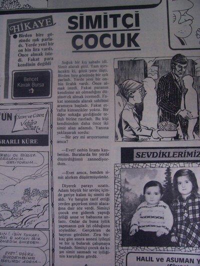 20 Ocak 1983 Perşembe - Turkiye
