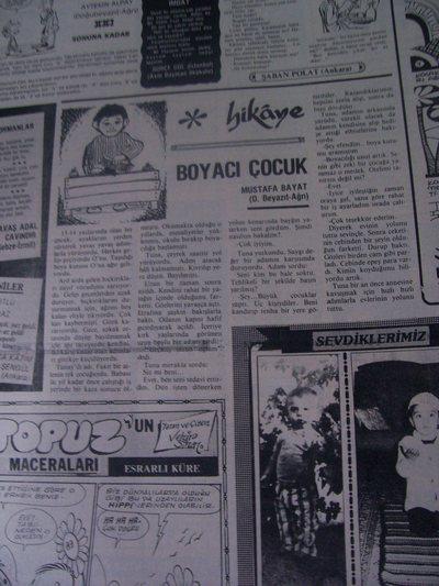 29 Ocak 1983 Cumartesi - Turkiye