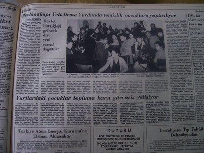 23 Mart 1983 Çarşamba - Cumhuriyet