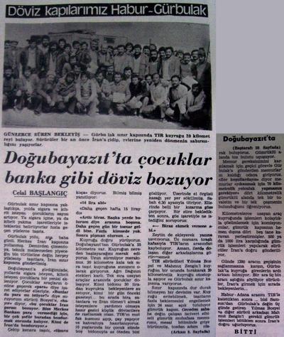 12 Nisan 1983 Salı - Cumhuriyet