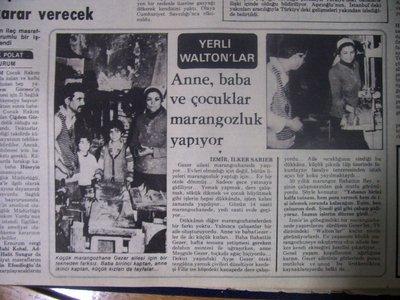 24 Nisan 1983 Pazar - Milliyet