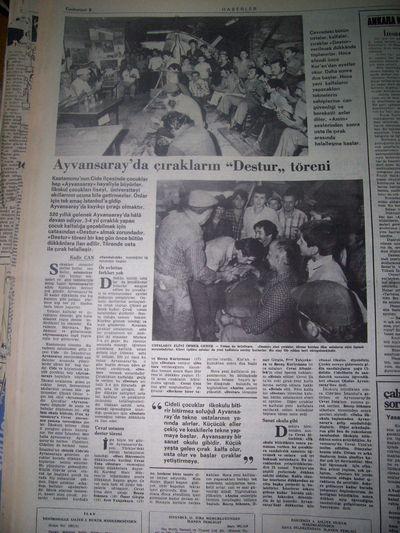 15 Haziran 1983 Çarşamba - Cumhuriyet