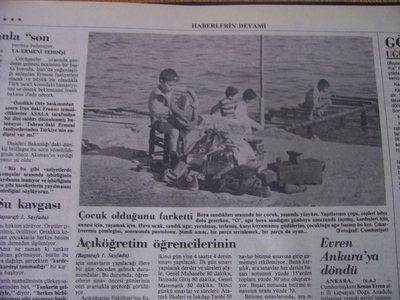 26 Ağustos 1983 Cuma - Cumhuriyet