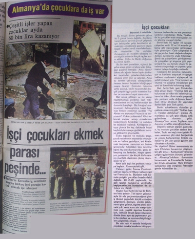 18 Ekim 1983 Salı - Turkiye