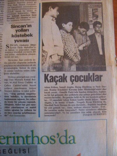 03 Haziran 1988 Cuma - Hurriyet