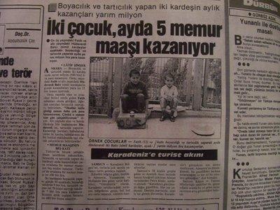 10 Haziran 1988 Cuma - Turkiye