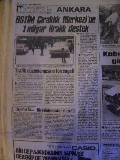 20 Haziran 1988 Pazartesi - Hurriyet