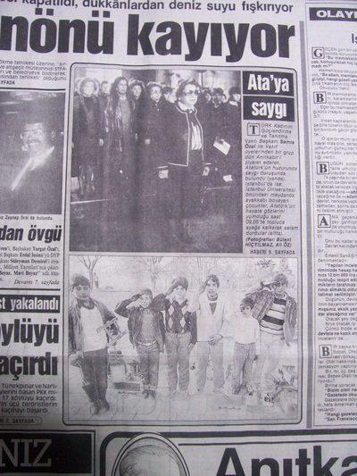 11 Kasım 1988 Cuma - Milliyet