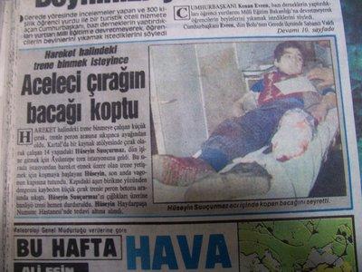 27 Kasım 1988 Pazar - Milliyet