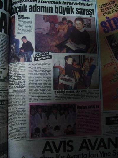07 Aralık 1988 Çarşamba - Hurriyet