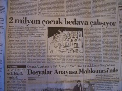 28 Ocak 1993 Perşembe - Cumhuriyet