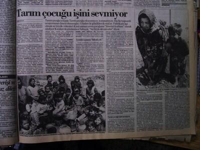 21 Mart 1993 Pazar - Cumhuriyet