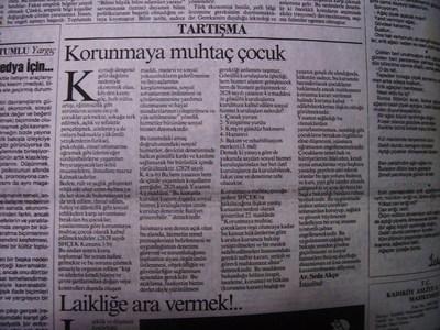 06 Nisan 1993 Salı - Cumhuriyet