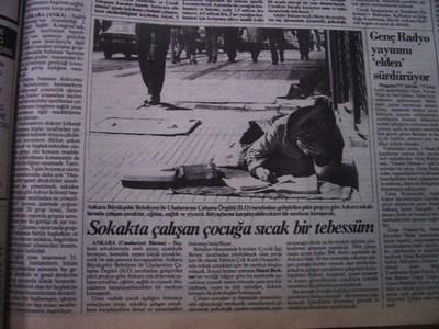 20 Nisan 1993 Salı - Cumhuriyet