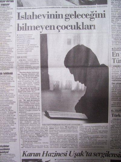 27 Eylül 1993 Pazartesi - Cumhuriyet