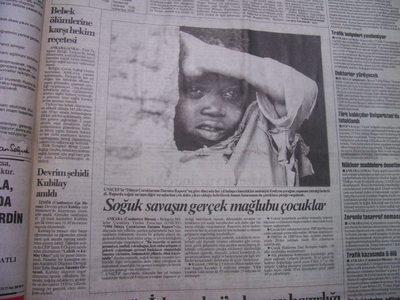 24 Aralık 1993 Cuma - Cumhuriyet