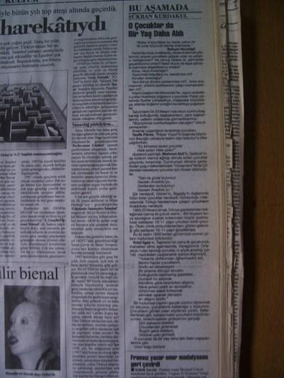 05 Ocak 1998 Pazartesi - Cumhuriyet