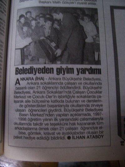 11 Şubat 1998 Çarşamba - Turkiye