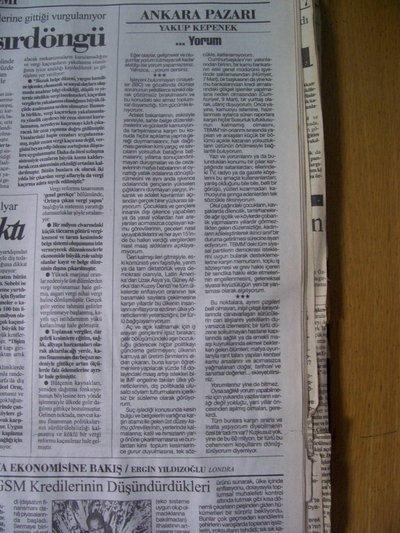 16 Mart 1998 Pazartesi - Cumhuriyet2