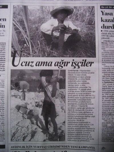 07 Nisan 1998 Salı - Cumhuriyet