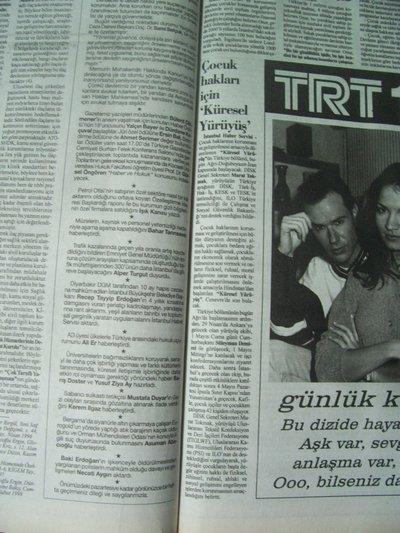 27 Nisan 1998 Pazartesi - Cumhuriyet