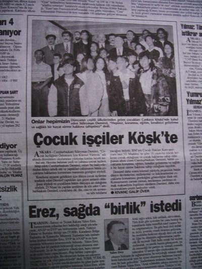 02 Mayıs 1998 Cumartesi - Turkiye