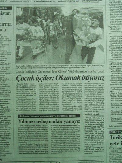 03 Mayıs 1998 Pazar - Cumhuriyet