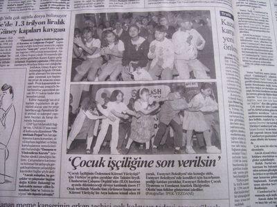 05 Mayıs 1998 Salı - Cumhuriyet