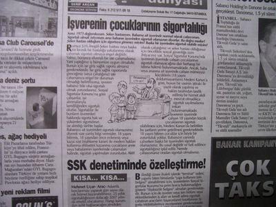 06 Haziran 1998 Cumartesi - Turkiye