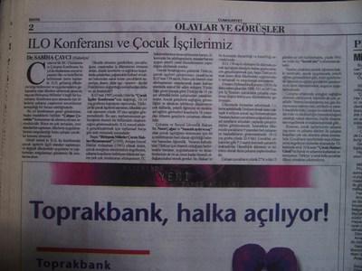 18 Haziran 1998 Perşembe - Cumhuriyet