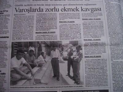 08 Temmuz 1998 Çarşamba - Cumhuriyet