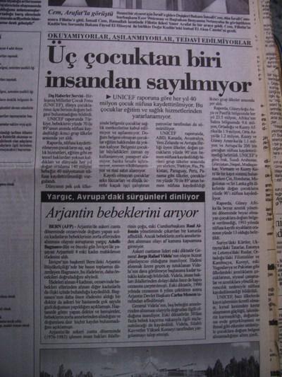 09 Temmuz 1998 Perşembe - Cumhuriyet