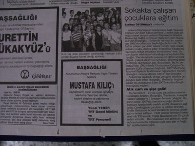 19 Temmuz 1998 Pazar - Milliyet