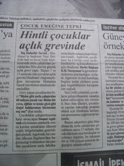 14 Ağustos 1998 Cuma - Cumhuriyet