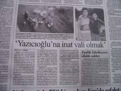 19 Ağustos 1998 Çarşamba - Cumhuriyet