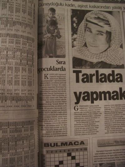 28 Ağustos 1998 Cuma - Hurriyet