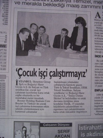 17 Ekim 1998 Cumartesi - Turkiye