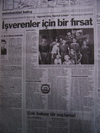 01 Aralık 1998 Salı - Milliyet