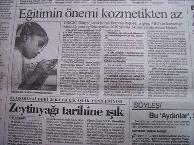 09 Aralık 1998 Çarşamba - Cumhuriyet