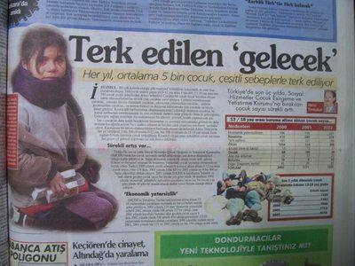 29 Mart 2003 Cumartesi - Turkiye