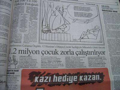 12 Haziran 2003 Perşembe - Cumhuriyet