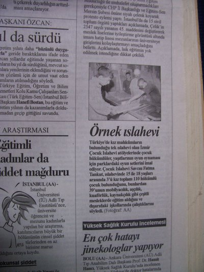 13 Haziran 2003 Cuma - Cumhuriyet